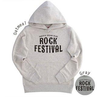 Rock Fes. PULLパーカー
