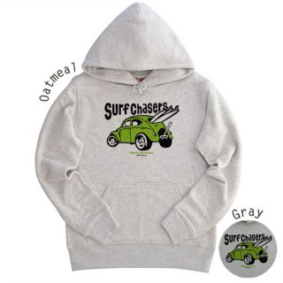 SURF CHASERS PULLパーカー