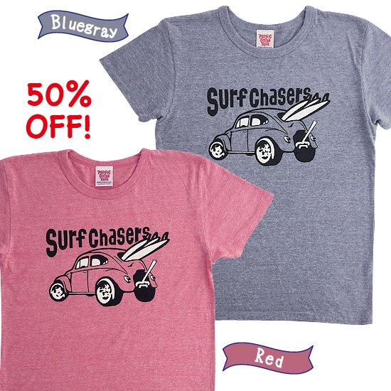 SURF CHASERS ヘザーT