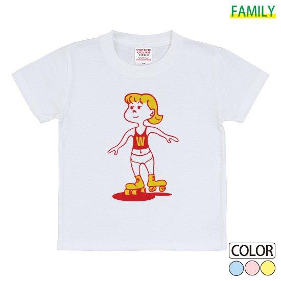 Kid's Roller Skater Wendy