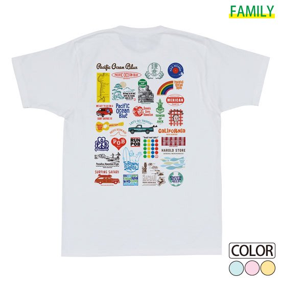 アーカイヴ LOGO Tシャツ