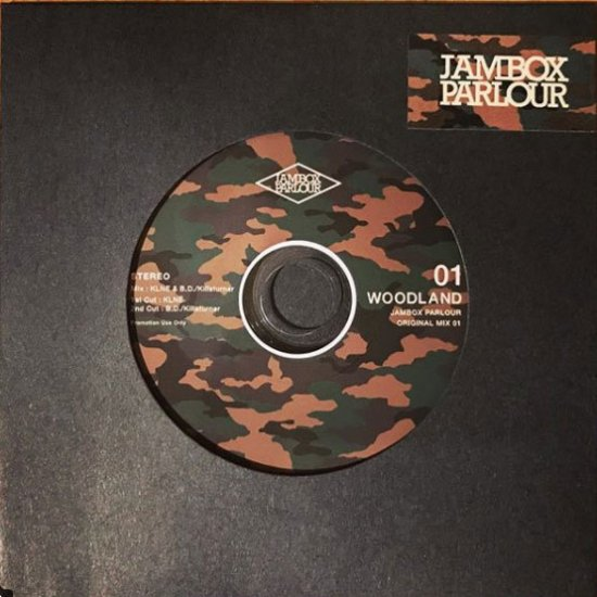 DJ KLNE, DJ Killa turner / B.D.  / Jambox Parlour Original Mix CD