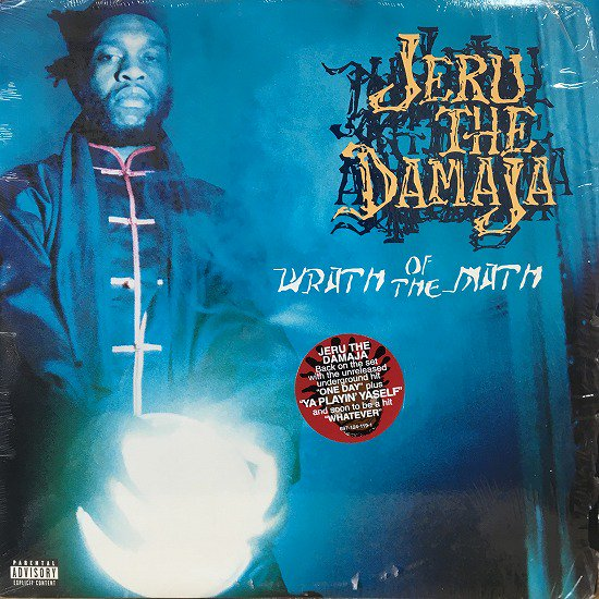 <img class='new_mark_img1' src='//img.shop-pro.jp/img/new/icons1.gif' style='border:none;display:inline;margin:0px;padding:0px;width:auto;' />JERU THE DAMAJA / WRATH OF THE MATH