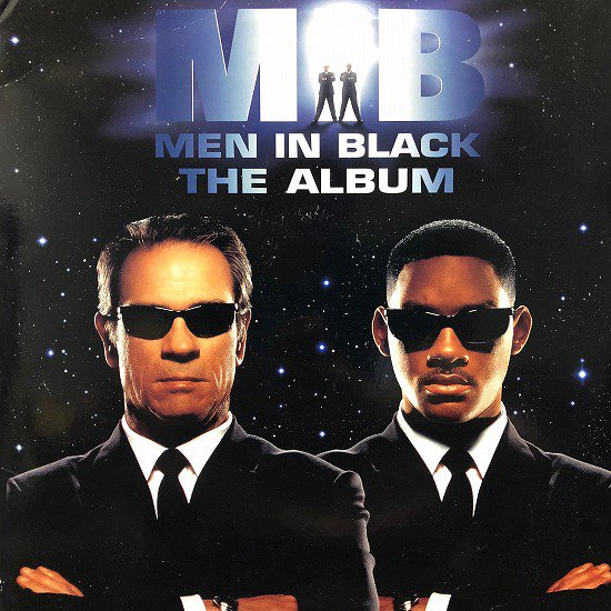 <img class='new_mark_img1' src='https://img.shop-pro.jp/img/new/icons16.gif' style='border:none;display:inline;margin:0px;padding:0px;width:auto;' />Various / Men In Black - The Album