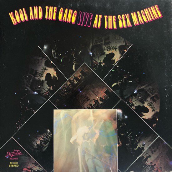 Kool And The Gang / Live At The Sex Machine