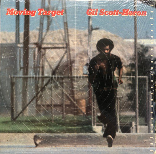 Gil Scott-Heron / Moving Target