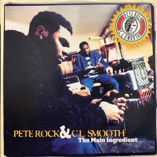 Pete Rock & C.L. Smooth / The Main Ingredient ( 94 US Original )
