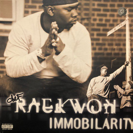 Raekwon / Immobilarity
