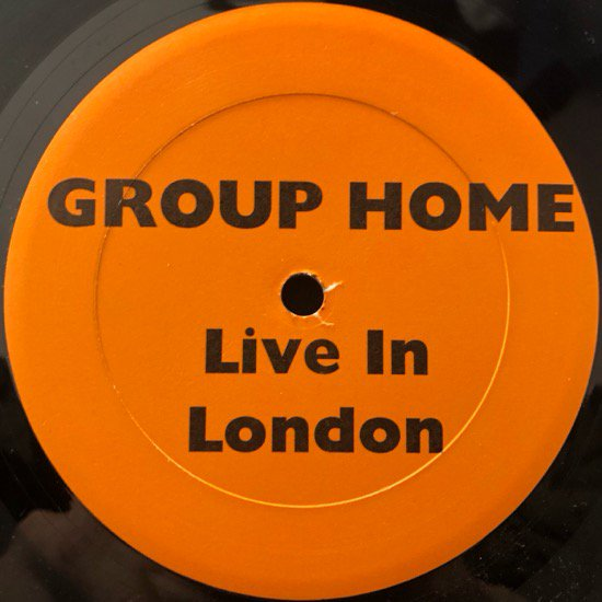 Group Home / Live In London