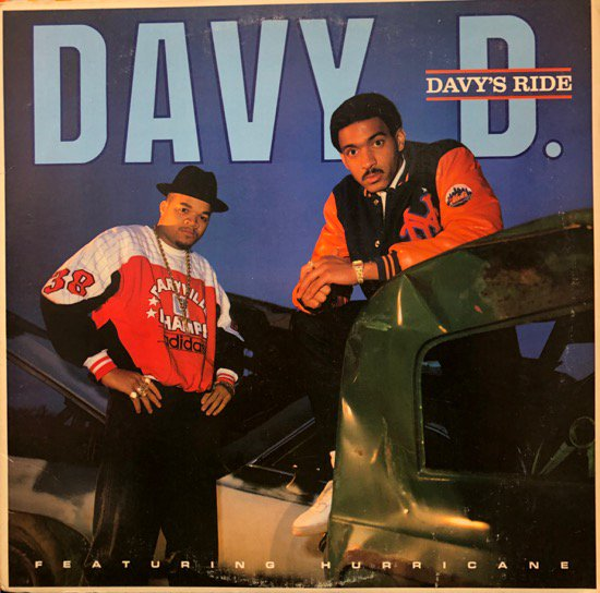Davy D Featuring Hurricane / Davy's Ride