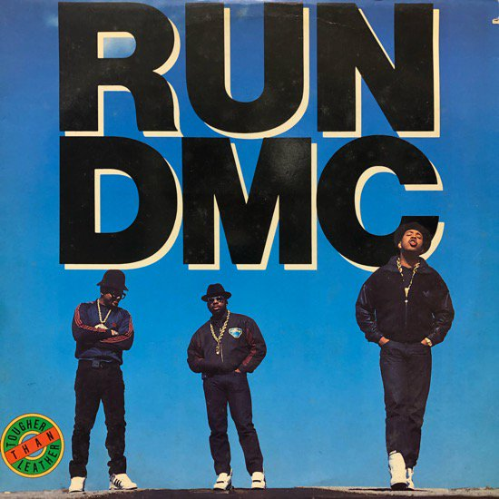 Run DMC / Tougher Than Leather