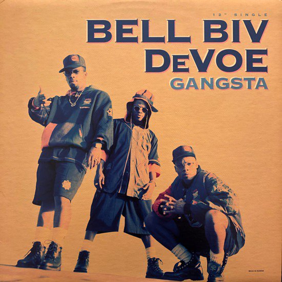 <img class='new_mark_img1' src='//img.shop-pro.jp/img/new/icons1.gif' style='border:none;display:inline;margin:0px;padding:0px;width:auto;' />Bell Biv Devoe / Gangsta