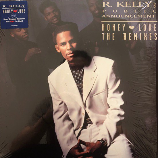<img class='new_mark_img1' src='//img.shop-pro.jp/img/new/icons1.gif' style='border:none;display:inline;margin:0px;padding:0px;width:auto;' />R. Kelly And Public Announcement / Honey Love (The Remixes)