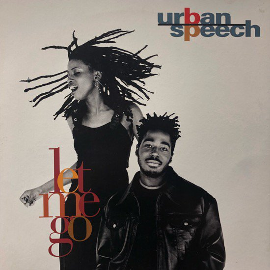 Urban Speech / Let Me Go b/w Jamaica Funk