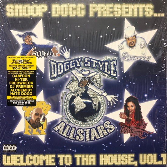 Doggy Style Allstars / Welcome To Tha House, Vol. 1