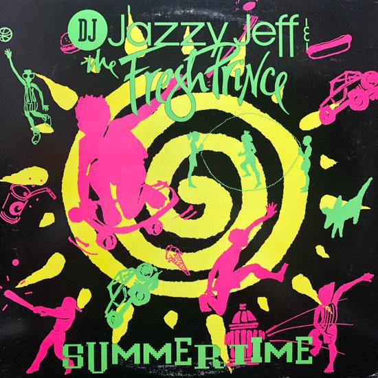 <img class='new_mark_img1' src='//img.shop-pro.jp/img/new/icons1.gif' style='border:none;display:inline;margin:0px;padding:0px;width:auto;' />DJ Jazzy Jeff & The Fresh Prince / Summertime