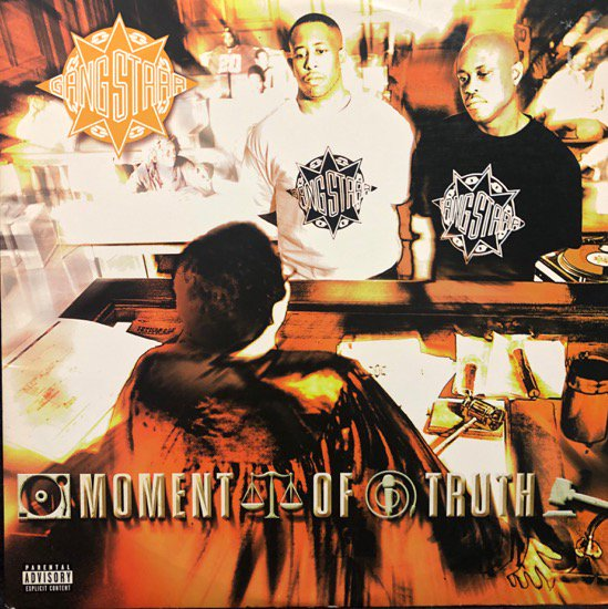 <img class='new_mark_img1' src='//img.shop-pro.jp/img/new/icons1.gif' style='border:none;display:inline;margin:0px;padding:0px;width:auto;' />Gang Starr / Moment Of Truth