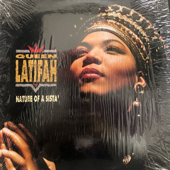 <img class='new_mark_img1' src='//img.shop-pro.jp/img/new/icons1.gif' style='border:none;display:inline;margin:0px;padding:0px;width:auto;' />Queen Latifah / Nature Of A Sista'