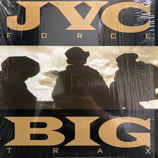JVC Force / Big Trax b/w 6 Feet Back On The Map