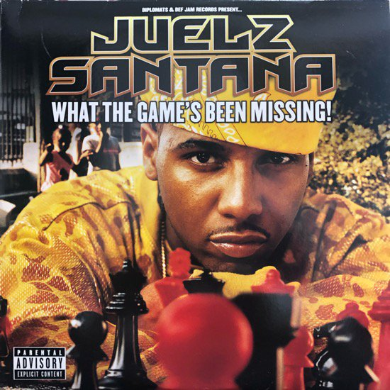 <img class='new_mark_img1' src='//img.shop-pro.jp/img/new/icons1.gif' style='border:none;display:inline;margin:0px;padding:0px;width:auto;' />Juelz Santana / What The Game's Been Missing!