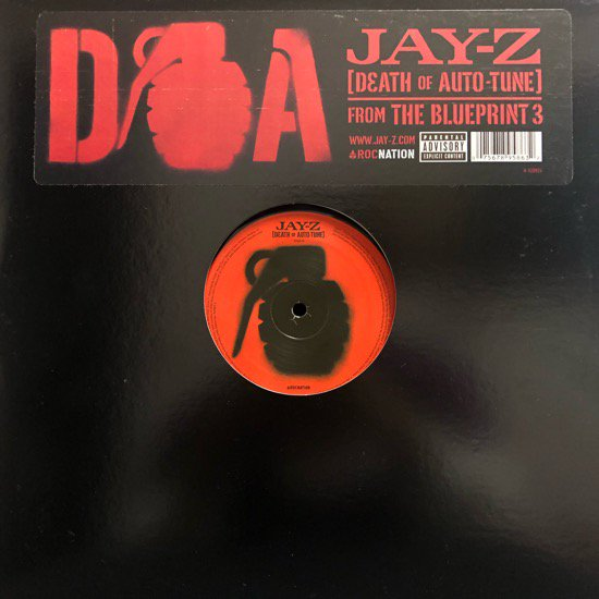 Jay-Z / D.O.A. (Death Of Auto-Tune)