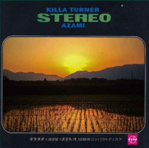 KILLA TURNER(B.D.) / AZAMI [MIX CD]