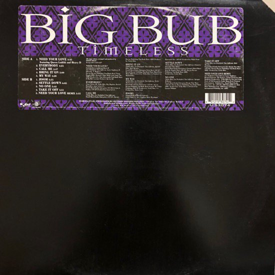BIG BUB / TIMELESS