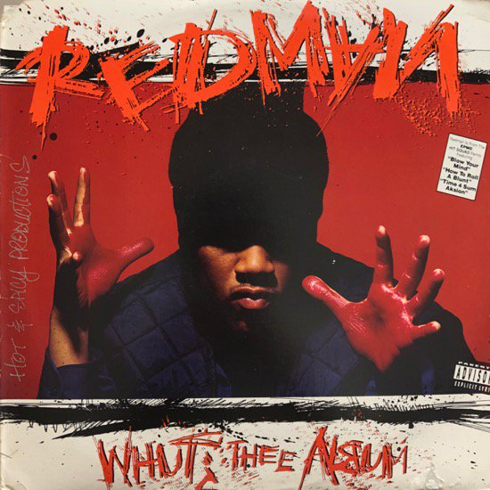 REDMAN / WHUT? THEE ALBUM ( US ORIGINAL )