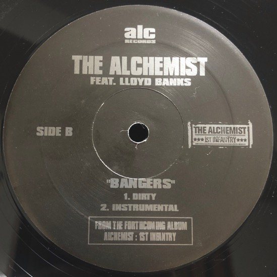THE ALCHEMIST feat LLOYD BANKS / BANGERS