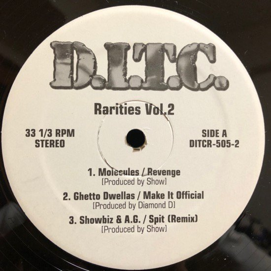 D.I.T.C. / RARITIES Vol.2