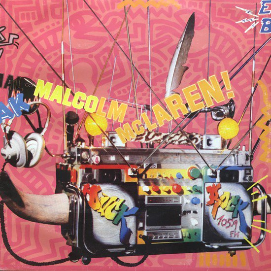 MALCOLM MCLAREN / DUCK ROCK