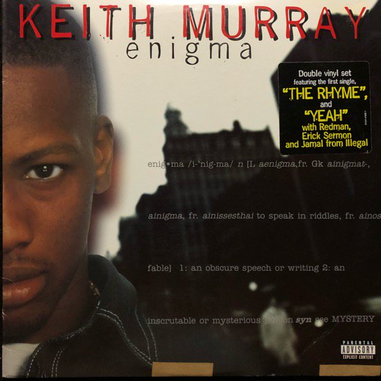 KEITH MURRAY / ENIGMA