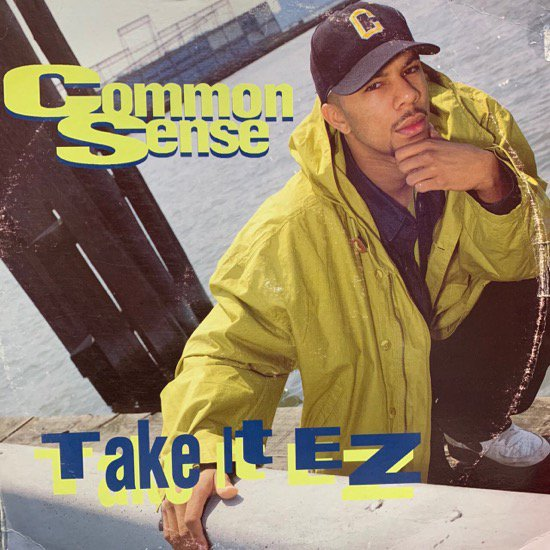 COMMON SENSE / TAKE IT EZ / SOUL BY THE POUND ( US Original Pressing )