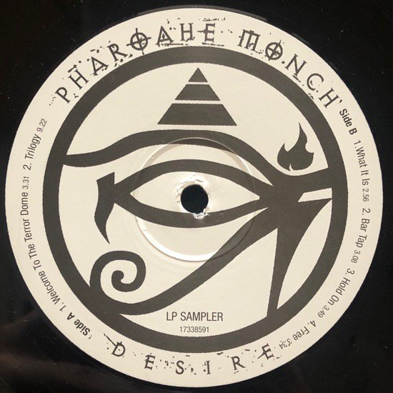 PHAROAHE MONCH / DESIRE (Limited1000 Pressing LP SAMPLER)