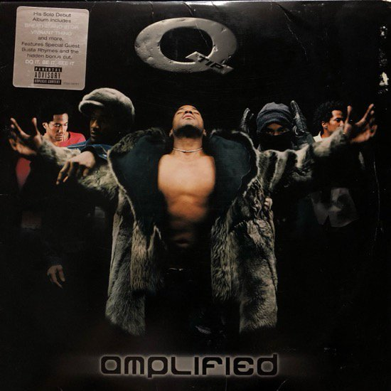 Q-TIP / AMPLIFIED