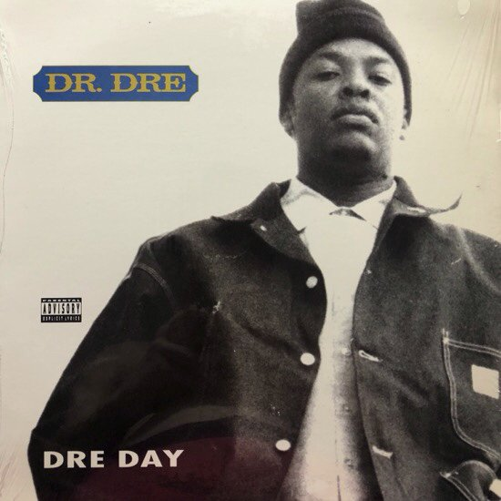 DR. DRE / DRE DAY ( 1994 US ORIGINAL PRESSING )