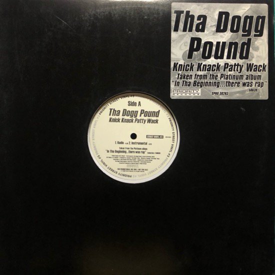 THA DOGG POUND / KNICK KNACK PATTY WACK (PROMO)