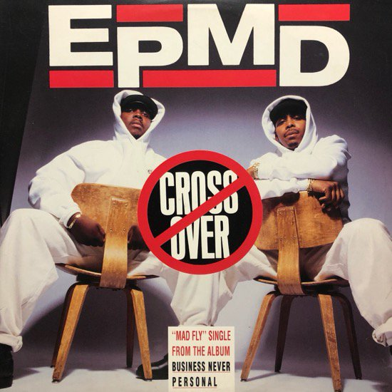EPMD / CROSSOVER ( 92 US Original )