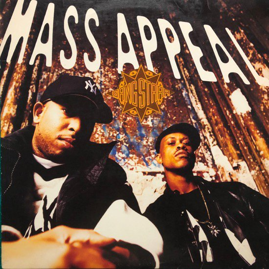GANG STARR / MASS APPEAL (94 US Original )