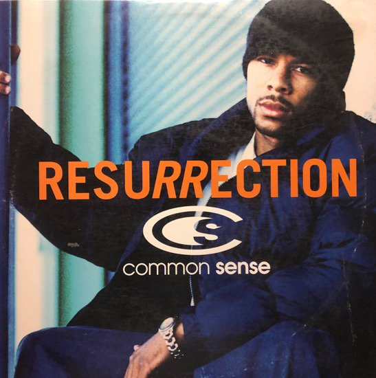 COMMON SENSE / RESURRECTION ( 95 US Original )