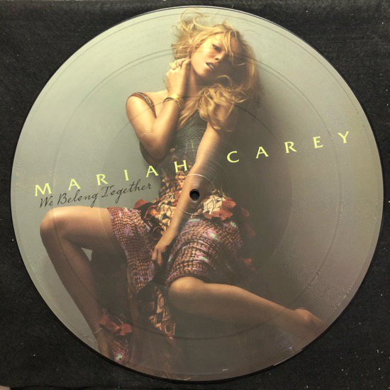 MARIAH CAREY / WE BELONG TOGETHER