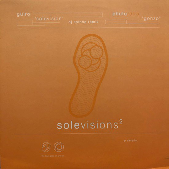 GUIROS , PHUTURETRO / SOLEVISIONS VOLUME 2 SAMPLER