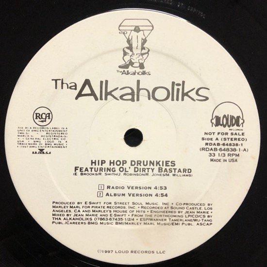 THA ALKAHOLIKS / HIP HOP DRUNKIES (PROMO)