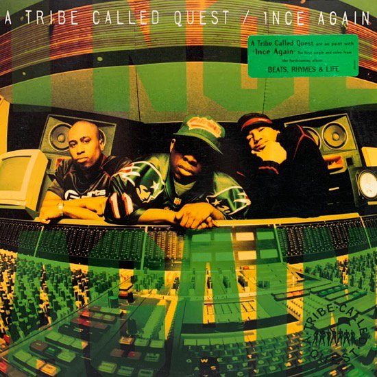 <img class='new_mark_img1' src='//img.shop-pro.jp/img/new/icons1.gif' style='border:none;display:inline;margin:0px;padding:0px;width:auto;' />A TRIBE CALLED QUEST / 1NCE AGAIN (US PROMO ONLY)