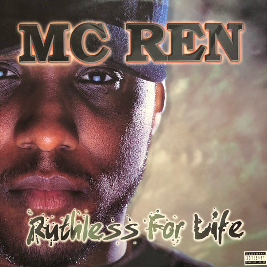 <img class='new_mark_img1' src='//img.shop-pro.jp/img/new/icons1.gif' style='border:none;display:inline;margin:0px;padding:0px;width:auto;' />MC REN / RUTHLESS FOR LIFE (98 US ORIGINAL)