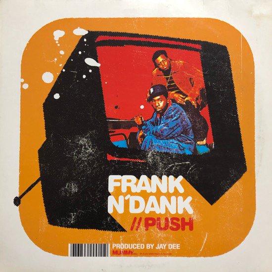 FRANK N´DANK / PUSH