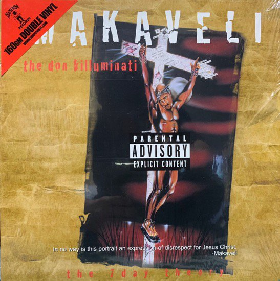 MAKAVELI / THE DON KILLUMINATI (THE 7 DAY THEORY) (2002 160g Double Vinyl)