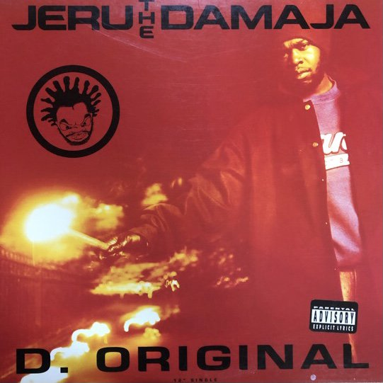 JERU THE DAMAJA /  D. ORIGINAL (94 US ORIGINAL)
