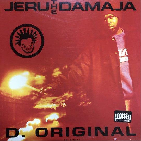 JERU THE DAMAJA /  D. ORIGINAL (94 US ORIGINAL)