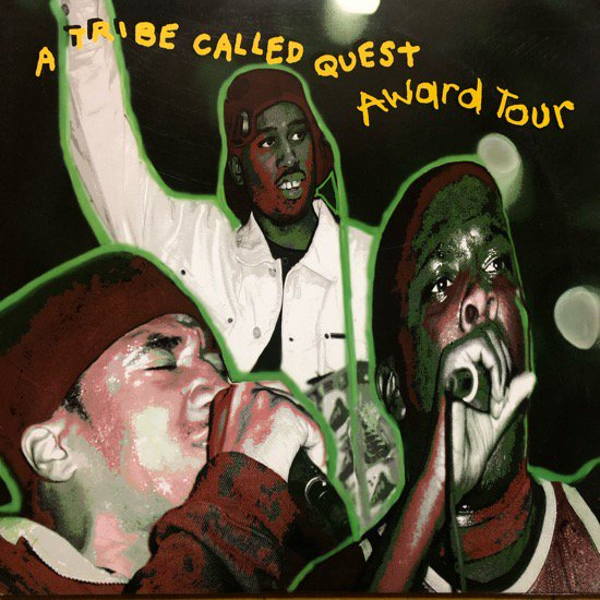 A TRIBE CALLED QUEST / AWARD TOUR (93 US ORIGINAL )